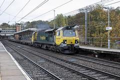 70010 at Ipswich (tibshelf) Tags: ipswich freightliner 70010 class70