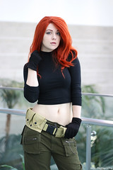 IMG_5552 (willdleeesq) Tags: cosplay cosplayer cosplayers comicconla lacc lacc2019 lacomiccon lacomiccon2019 losangelescomiccon losangelescomiccon2019 disney disneycosplay kimpossible losangelesconventioncenter