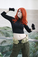 IMG_5548 (willdleeesq) Tags: cosplay cosplayer cosplayers comicconla lacc lacc2019 lacomiccon lacomiccon2019 losangelescomiccon losangelescomiccon2019 disney disneycosplay kimpossible losangelesconventioncenter