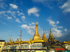 Sule Pagoda (Jrwanderer) Tags: