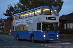 Derby 153 E153BTO (Will Swain) Tags: isle wight buses beer walks weekend 2019 sunday 13th october bus transport transportation travel uk britain vehicle vehicles county country england english island south coast newport quay derby 153 e153bto