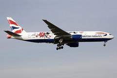 British Airways | Boeing | 777-236(ER) | G-YMML (TFG Lau) Tags: egll lhr heathrow london airplane aeroplane aircraft aviation plane planespotting spotting canon canoneos canon5dmarkiii eos eos5dmarkiii ahkgapworldwide britishairways baw ba boeing boeing777 b777 b772 b77e 777 gymml oneworld oneworldalliance