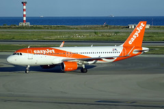 OE-IJD  NCE (airlines470) Tags: msn 7665 a320214 a320 a320200 easyjet europe nce airport ex as gezre oeijd