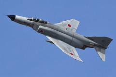 F-4EJ Kai (niokee) Tags: japanairselfdefenseforce jasdf mitsubishi f4ejkai f4 phantomii 578357 fighter airdevelopmentandtestwing gifuairbase qgu rjng gifuairbaseairshow gifuairbaseairshow2019 aircraft airplane airshow airforce avgeek