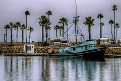 O'Side Harbor Dawn 9-11-11-19 (rod1691) Tags: oceanside california harbor dawn the antoinette w my good friend james garners bait boat and dock canon70d