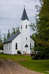 Flatbush Church (Bracus Triticum) Tags: flatbush church アルバータ州 alberta canada カナダ 8月 八月 葉月 hachigatsu hazuki leafmonth 2019 reiwa summer august building