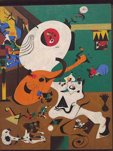 1-8 Miro at MoMA