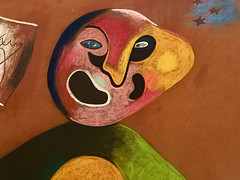 1-12 Miro at MoMA (MsSusanB) Tags: nyc newyork paintings moma exhibition museumofmodernart miro joanmiro opera singer