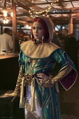 Triss Merigold - The Witcher 3 (Florent Joannès) Tags: shooting shoot photo photography portrait photographie modeling mode makeup marseille cosplay convention witcher3 50mm 2019