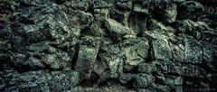 Amazing Iceland - Thingvellir National Park II (Passie13(Ines van Megen-Thijssen)) Tags: ijsland iceland island thegoldencircleclassic thingvellirnationalpark rocks canon cinematic inesvanmegen inesvanmegenthijssen
