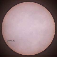 Photo of Mercury Transit!