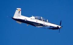 03-6202 T-6B 455 FTS (ex 166002) (RedRipper24) Tags: beechcraft aviation t6texanii usafaviation usairforce
