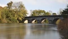 Pont de Houssay (eric.courant) Tags: pont de houssay mayenne halage paysage pose longue