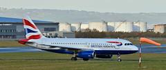 G-EUPR, Belfast City Airport (Albert Bridge) Tags: belfastcityairport britishairways