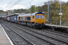 66788 at Ipswich (tibshelf) Tags: ipswich gbrf class66 66788