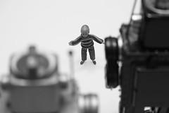 Rise of the Machines # 2 (just.Luc) Tags: toy toys speelgoed jouet jouets boy jongen garçon knabe junge doll pop poupée bn nb zw monochroom monotone monochrome bw robot robots machines