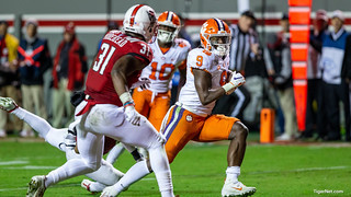 2019 No. 5 Clemson at NC State Photos