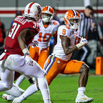 2019 No. 5 Clemson at NC State