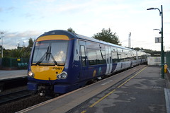 Northern (Will Swain) Tags: station 17th october 2019 train trains rail railway railways transport travel uk britain vehicle vehicles england english europe transportation class yorkshire sheffield meadowhall