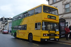Eastern National 4012 / First 34812 C412HJN (Will Swain) Tags: isle wight buses beer walks weekend 2019 sunday 13th october bus transport transportation travel uk britain vehicle vehicles county country england english island south coast newport eastern national 4012 first 34812 c412hjn