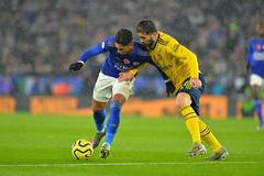 Leicester City v Arsenal (Alex Hannam) Tags: england sport unitedkingdom soccer leicester clubsoccer arsenal leicestercity lcfc leicestercityfootballclub ayozeperez