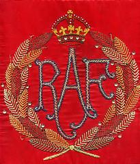 Lest We Forget (edmason88) Tags: raf royalairforce mydad england radarwallhanging