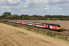 20190908_IMG_4597 (PowerPhoto.co.uk) Tags: londonnortheasternrailway diesel locomotive hst lner highspeedtrain class43 43314 powercar hambletonsouthjunction 1e95 train railway eastcoastmainline ecml