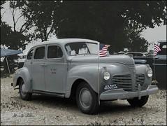 Happy Veteran's Day 2019 (novice09) Tags: backtothefifties carshow plymouth fourdoor sedan navy veteransday ipiccy