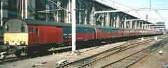 Photo of Royal Mail PCV 94316 & Class 90 90024 - Carlisle