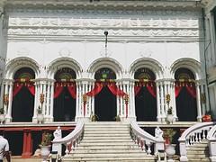 Bengali zamindar mansion #bengali #bengal #india #zamindarhouse #thakurdalan #colonialbengal (konina1993) Tags: bengali bengal india zamindarhouse thakurdalan colonialbengal