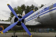 Il-14 - Minsk Aviation Museum (Tom Peddle) Tags: minsk belarus by беларусь мінск минск минскийавиамузей музейавиационнойтехники ил14п ilyushin il14 il14p илью́шин