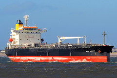 High Leader  Liverpool  18-09-2018 (Joseph Collinson) Tags: liverpool mersey inbound tanker oil november 2018 winter