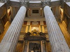 Italy - Rome - Pantheon - Interior (JulesFoto) Tags: italy rome roma church pantheon interior