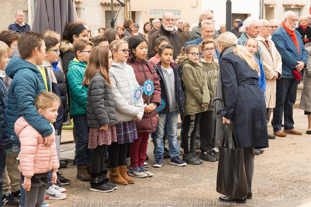 2019-11-11 - 101ème Commémoration de l'Armistice de 1918