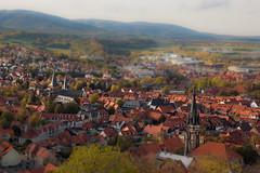 Wernigerode (Frenkieb) Tags: schloss wernigerode harz sachsenanhalt deutschland germany tiltshift