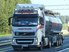 Volvo FH from Wewer tanktrans Germany. (capelleaandenijssel) Tags: clptw7 cloppenburg globetrotter from truck trailer orry camion lkw tanker citerne