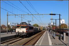 RXP 9901 en BSH 2454, Elst (10-11-2019) (Teun Lukassen) Tags: railexperts rxp 9901 1827 ns2400 2454 bsh railadventure radve elst treinen trains züge