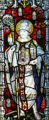 St Martin of Tours (Lawrence OP) Tags: martin saints pimlico london kempe stainedglass martinoftours bishop confessor