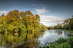 Autumn Along the Boyne (dmoon1) Tags: fujifilmxt2 boynevalley autumn