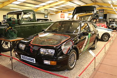 Ford Sierra RS500 Cosworth Duckhams (Andrew 2.8i) Tags: museum classics classic autos auto voitures voiture cars car sparkford somerset uk haynes british sports sportscar turbo hatch hot hatchback euro european fordofeurope cosworth tickford rs500 500 rs sierra ford duckhams