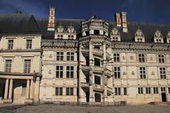 Chateau de Blois (Christopher DunstanBurgh) Tags: blois loire chateau schloss castle roifrancoisi france frankreich