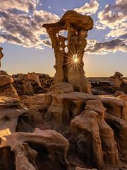 New Mexico Badlands (Eric Zumstein) Tags: bisti bloomfield newmexico unitedstatesofamerica aoi