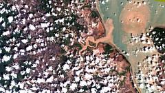 Foz do Rio Amapá Grande / Mouth of Amapa Grande River (Coordenação-Geral de Observação da Terra/INPE ) Tags: inpe dsr cbers4 mux amapágrande rio river foz mouth amapá
