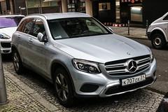 Russia (Belgorod) - Mercedes-Benz GLC-Class X253 (PrincepsLS) Tags: russia russian license plate 31 belgorod germany berlin spotting mercedesbenz glcclass x253