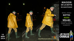 En Nora vertes et ciré jaune (pascal en bottes) Tags: pascal ciré cirés ciszme pascalbourcier pascallebotteux night boots nacht rubber rue nuit rubberboots bottes botas rubberlaarzen botasdehule bottesnora bottédecaoutchouc guy wellingtonboots gummistiefel gumboots pluvieux guycotten botteux httpbottescaoutchoucfreefr bottescaoutchoucfreefr bottespvc pvcjaune tenuespvc rain yellow jaune rainyday cap rainy casquette raincoat rainwear cotten rainboots galochas stivalidigomma leméesurseine wellies stiefel laarzen stivali bottescaoutchouc stövler