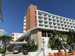 Mid-Century Former Lucerne Hotel Miami Beach 1955 (Phillip Pessar) Tags: best western plus atlantic beach resort 1955 building architecture mid century midcentury former lucerne
