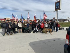 Hanover, PA Operation Legacy (Travis Manion Foundation) Tags: volunteers grouppicture flag usa american goruck ruck rucking rucksack backpack fallen heroes