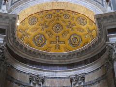 Italy - Rome - Pantheon - Decoration (JulesFoto) Tags: italy rome roma pantheon church