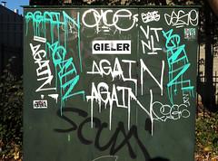 Graffiti in Amsterdam (wojofoto) Tags: amsterdam nederland netherland holland graffiti streetart wojofoto wolfgangjosten tags tag omce again wojo