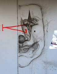 Graffiti in Amsterdam (wojofoto) Tags: amsterdam nederland netherland holland graffiti streetart wojofoto wolfgangjosten